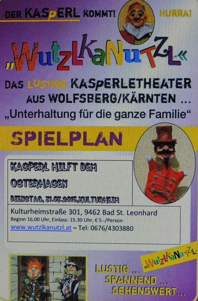 Wutzlkanutzl Kasperletheater