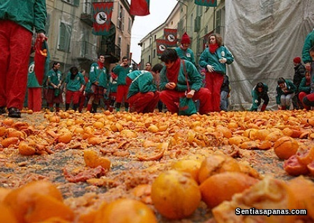 Ivrea Orange Festival