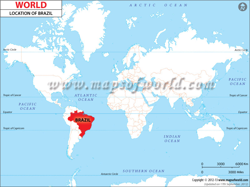 Natural Resources - Natural resources of brazil