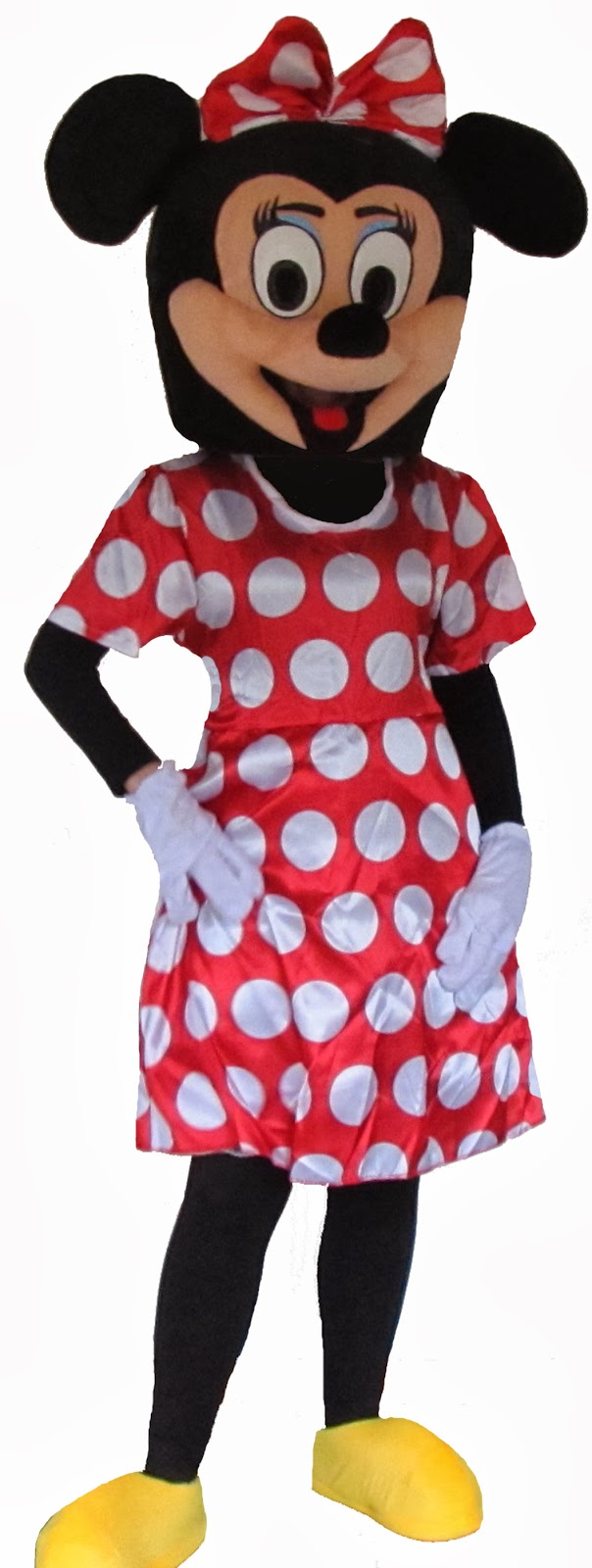 Minnie Mouse Mascot  sc 1 st  Juggling Me Myself and Motherhood & Minnie Mouse Party Ideas | Juggling Me Myself and Motherhood