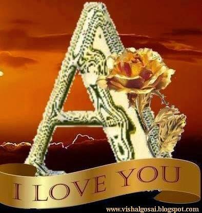 Z Alphabet Love Beautiful Alphabet A to Z - I