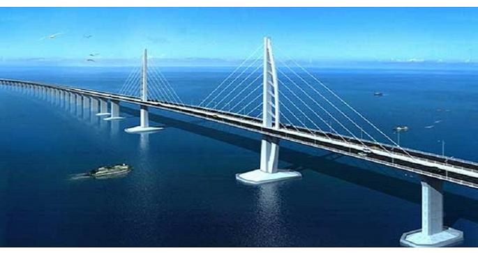 βιντεο! Δειτε τη μεγαλυτερη γεφυρα του κοσμου