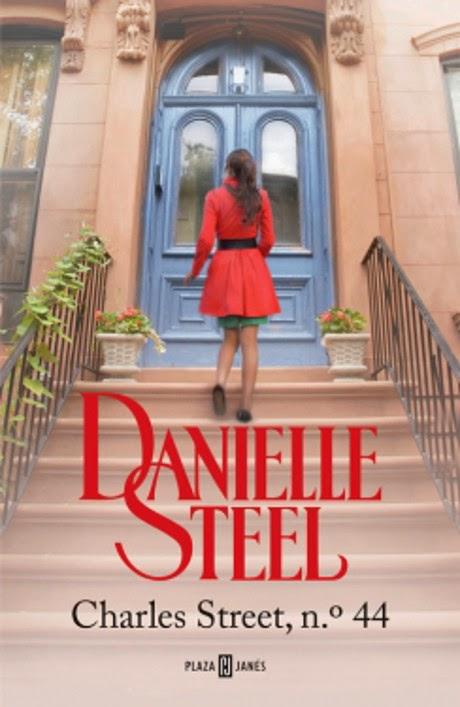 LIBRO - Charles Street Número 44  Danielle Steel (Plaza & Janes - 16 Abril 2015)  NOVELA ROMANTICA | Edición papel & ebook kindle