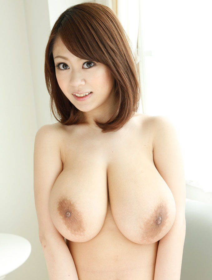 Breasts Japanese girls with big