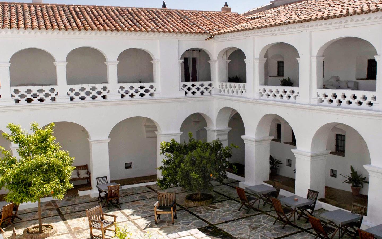 Hospedería Convento de La Parra