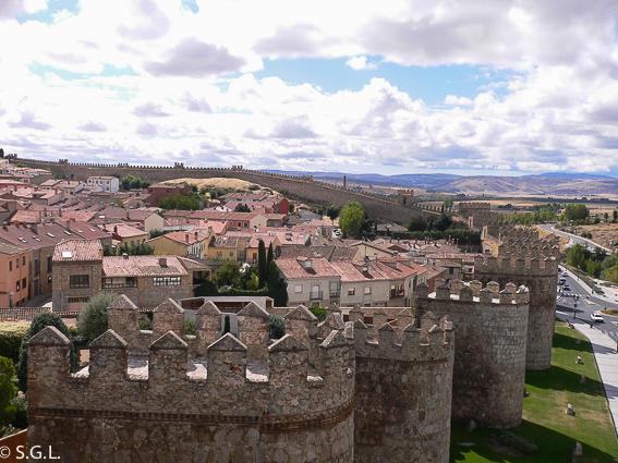 Visitando Castilla y Leon