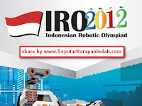 Indonesian Robotic Olympiad 2012