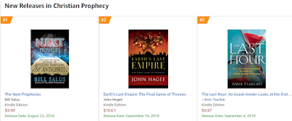 #1 Hot New Release-Buy the NEXT PROPHECIES on AMAZON KINDLE for $9.99!