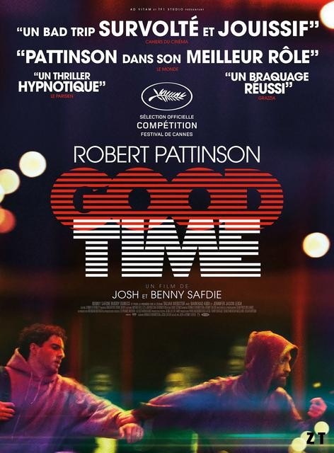 Good Time [BDRip] [Télécharger] [Streaming]