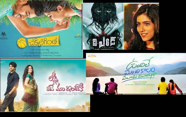 Upcoming Tollywood Telugu movies list in 5th December 2014