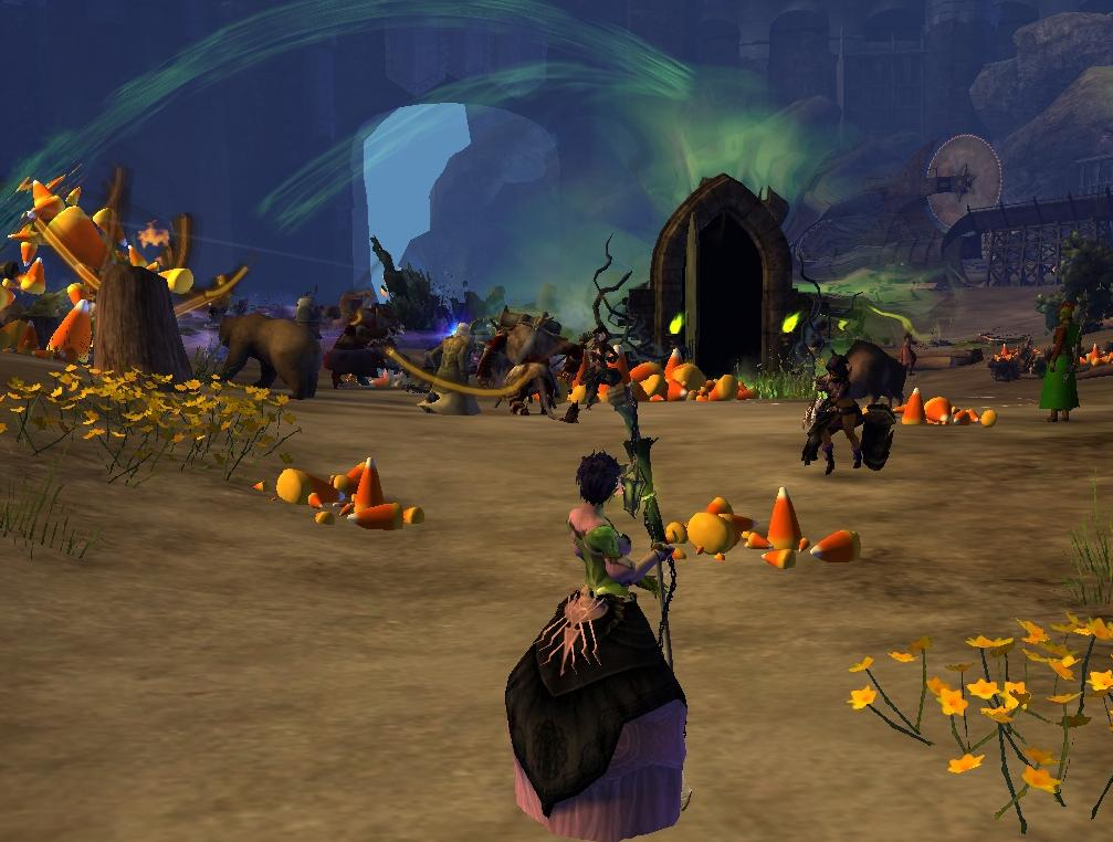 Tales from Tyria - A Guild Wars 2 Blog: Halloween Act I
