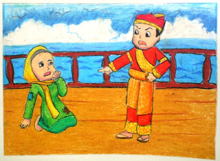 Cerita Rakyat Malin Kundang Contoh Narrative Text Legend Terbaik 2013