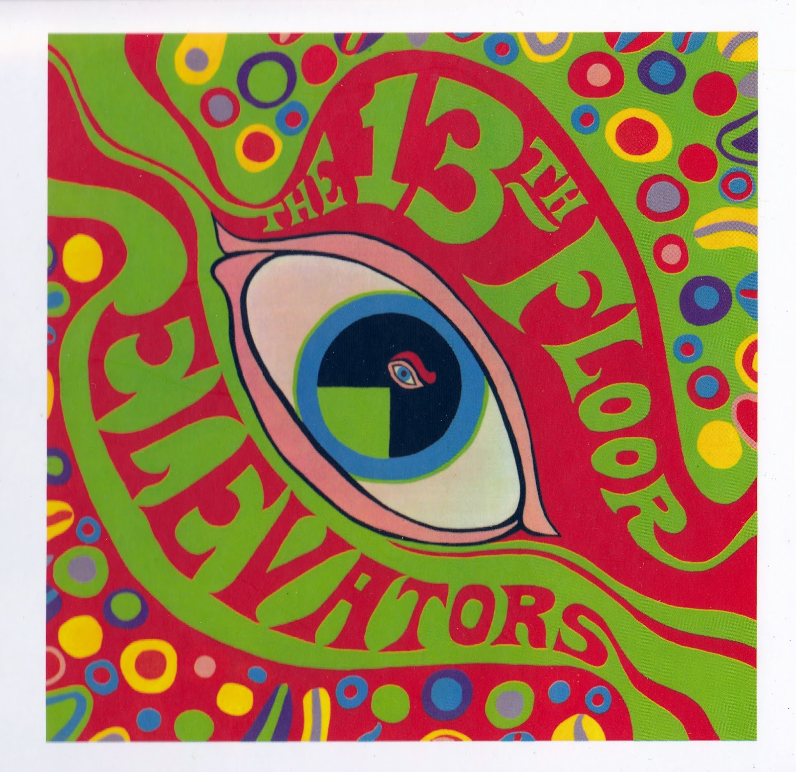 ratboy69 the 13th floor elevators psychedelic sounds of