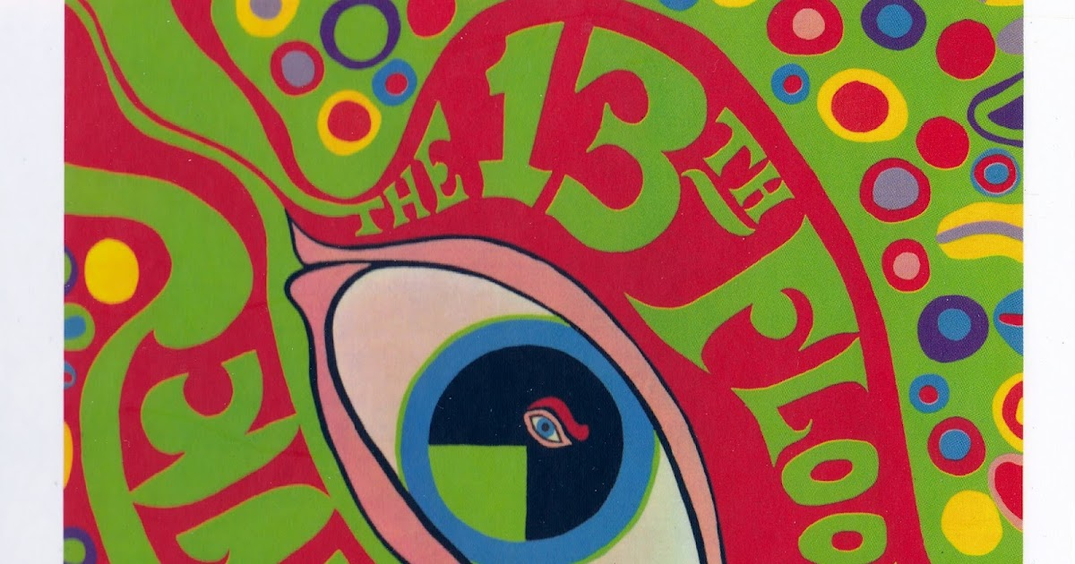 Ratboy69 the 13th floor elevators psychedelic sounds of for 13 th floor elevators