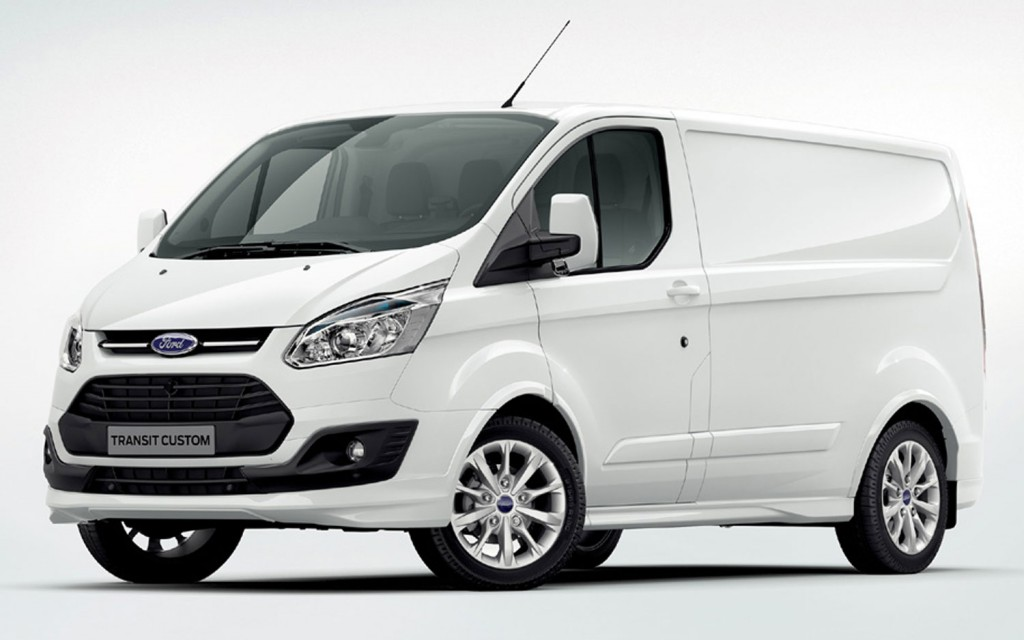 2013 Ford Transit Custom | Cars Sketches