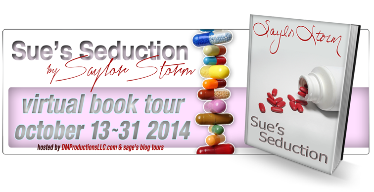 Saylor Storm Blog Tour