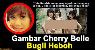 Foto Bugil Cherry Belle