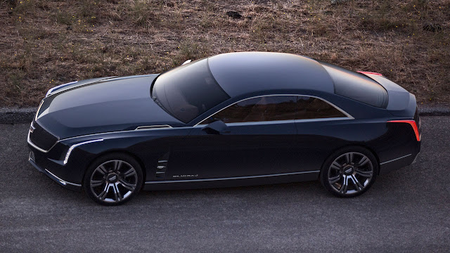Cadillac Elmiraj Concept top