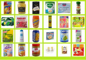 produits français à l'étranger