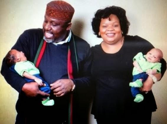 governor okorocha grandchildren