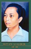 gambar-foto pahlawan nasional indonesia, Sutan Syahrir
