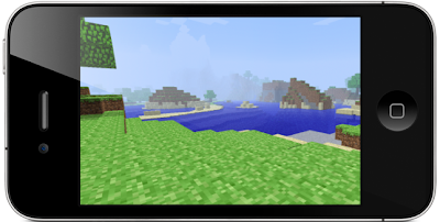 Minecraft iPhone