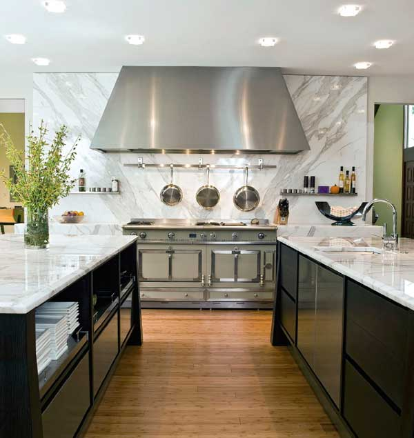 Dream Kitchen Modern: The Granite Shop: Calcutta Kitchens