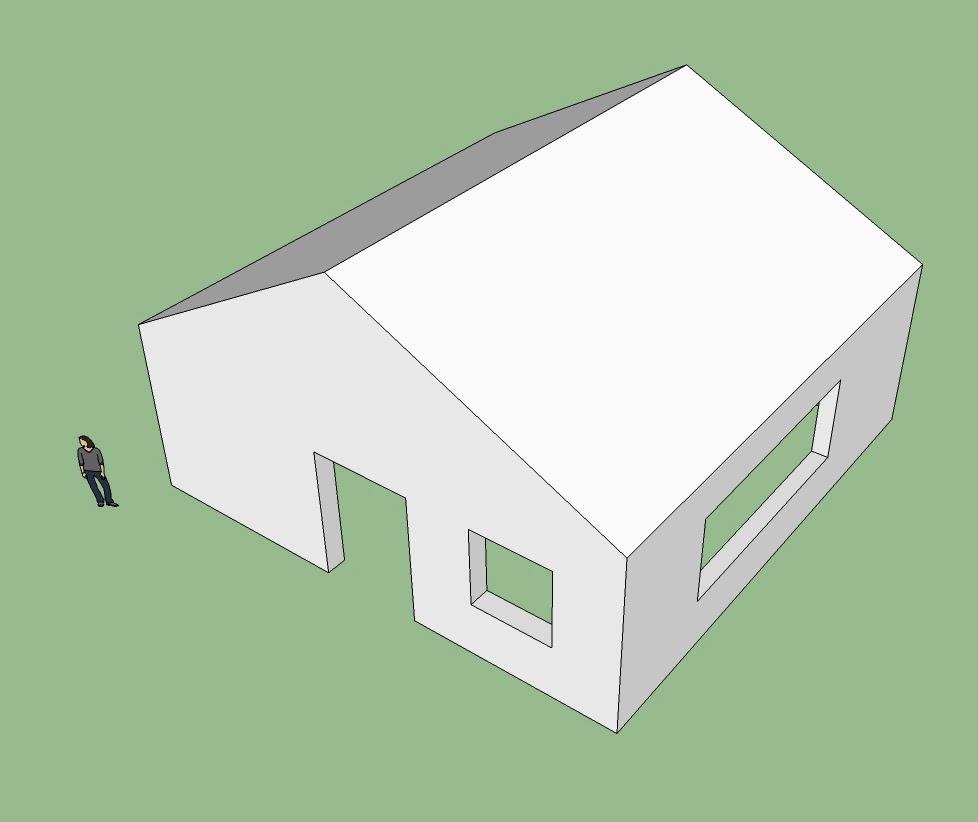 Peque as lecciones de dise o 108 el dibujo de for Hacer planos facil