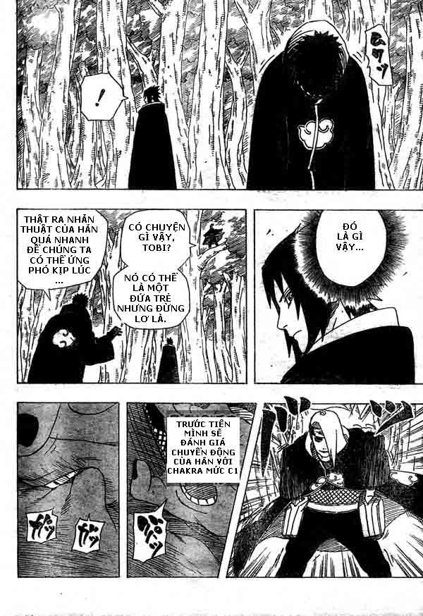 Naruto - Chapter 357 - Pic 10