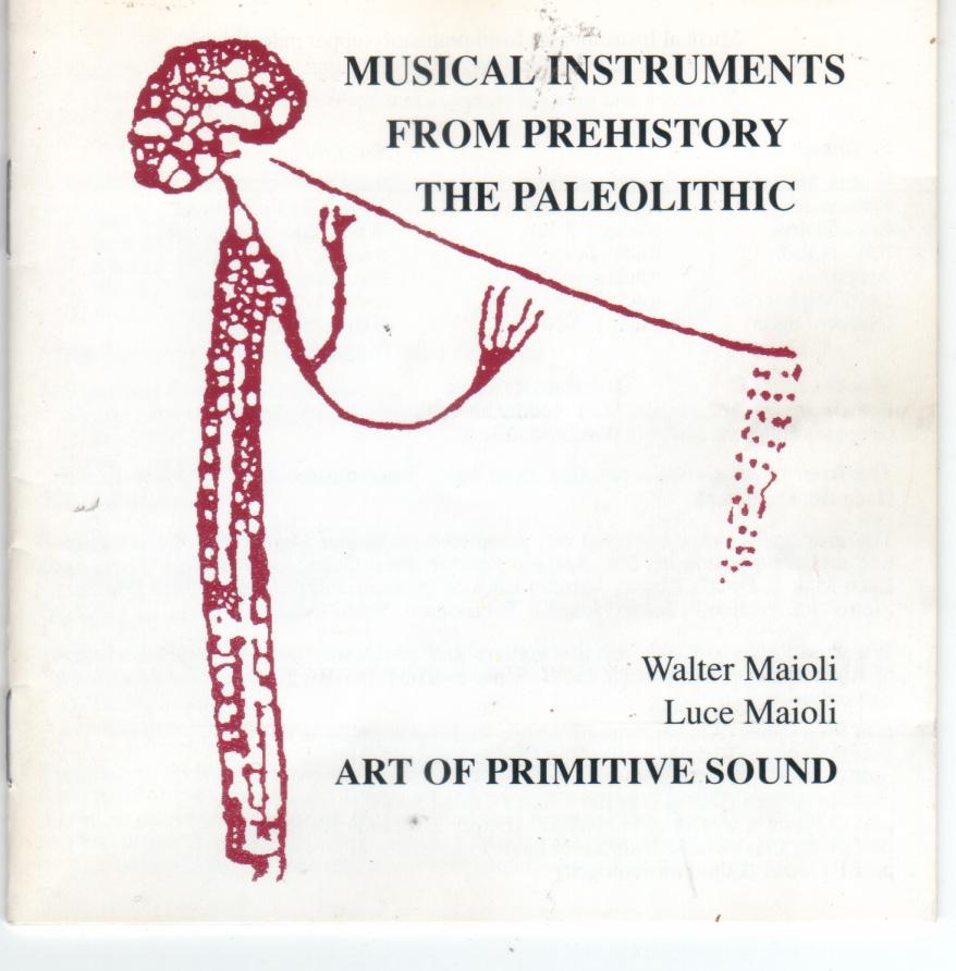 Walter Maioli - Eagle Bone