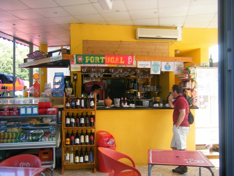 Bar do Alamal - Interior