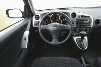 Index Car Modification: 2006 Toyota Matrix