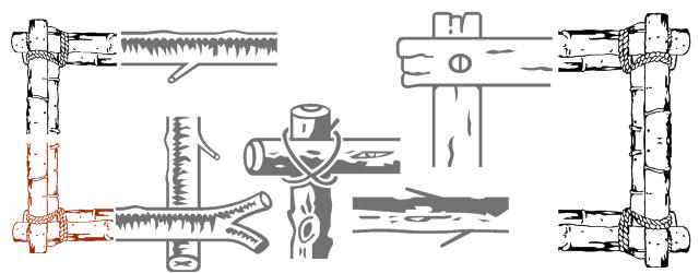 Decorative border font shree245