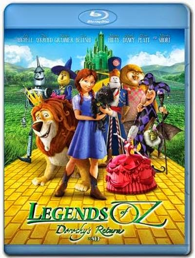 A Lenda de Oz AVI R5 Dual Audio + RMVB Dublado + BDRip + Bluray 720p e 1080p + Legenda