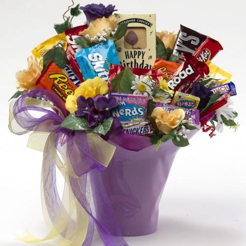 HappyBirthdayGiftBasketsForMom happy birthday candy and cookie gift bouquet 500x500 - van_halsing6