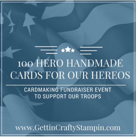 100 Heroes for our Heroes Soldier Card Fundraiser