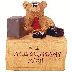 Accountant Teddy Bear2