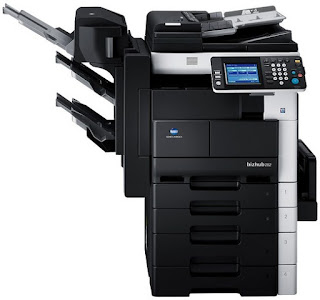 Konica Minolta Bizhub 282 Driver Printer Download