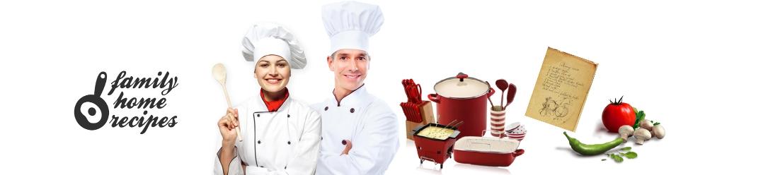 Семейные домашние рецепты