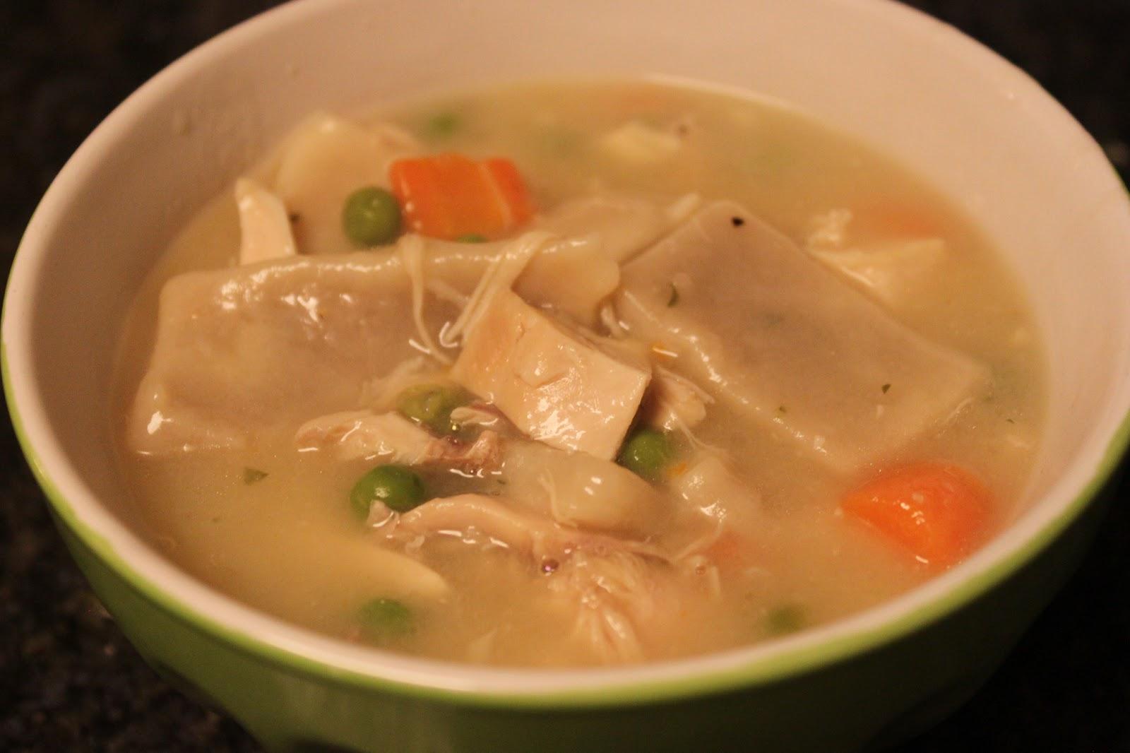 Megsiemay Makes: Southern Chicken & Dumplings