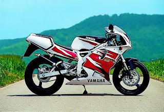 Yamaha RXZ