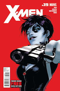 X-Men #39 Cover