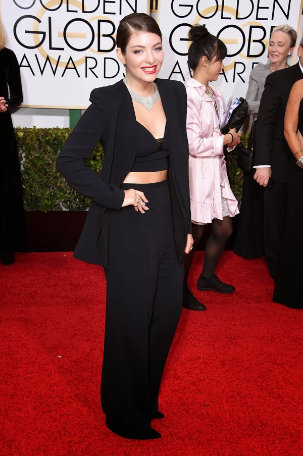 Lourde-Golden-globes-2015-red-carpet