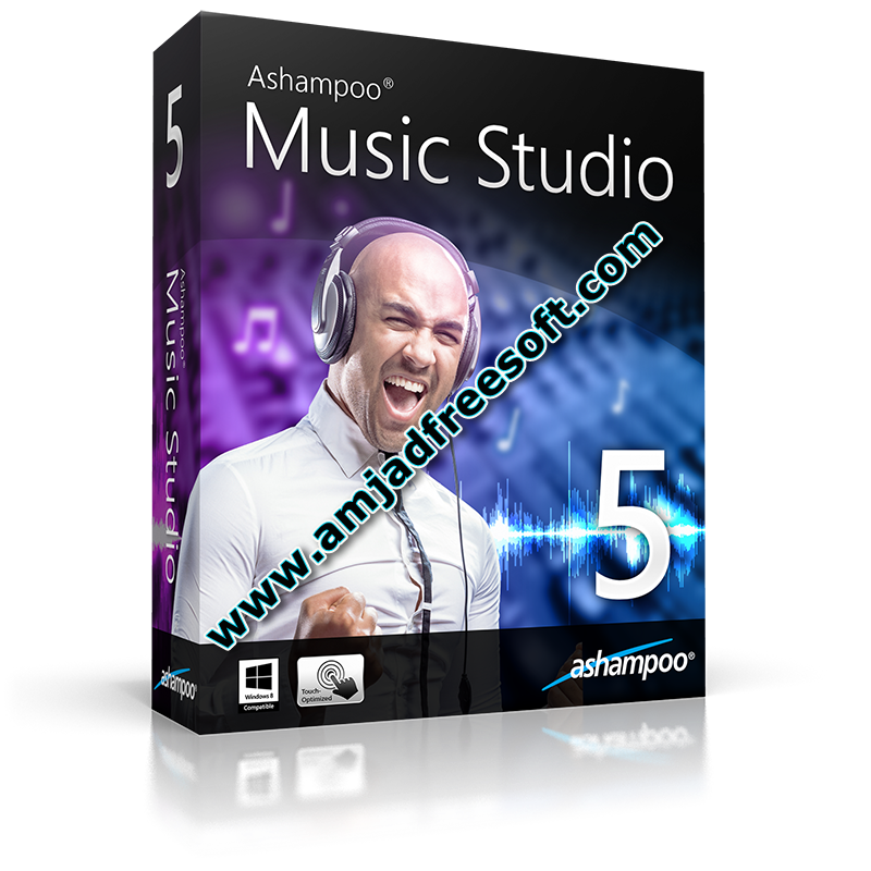 Ashampoo Music Studio v6.0.0.24 with Crack latest version free download