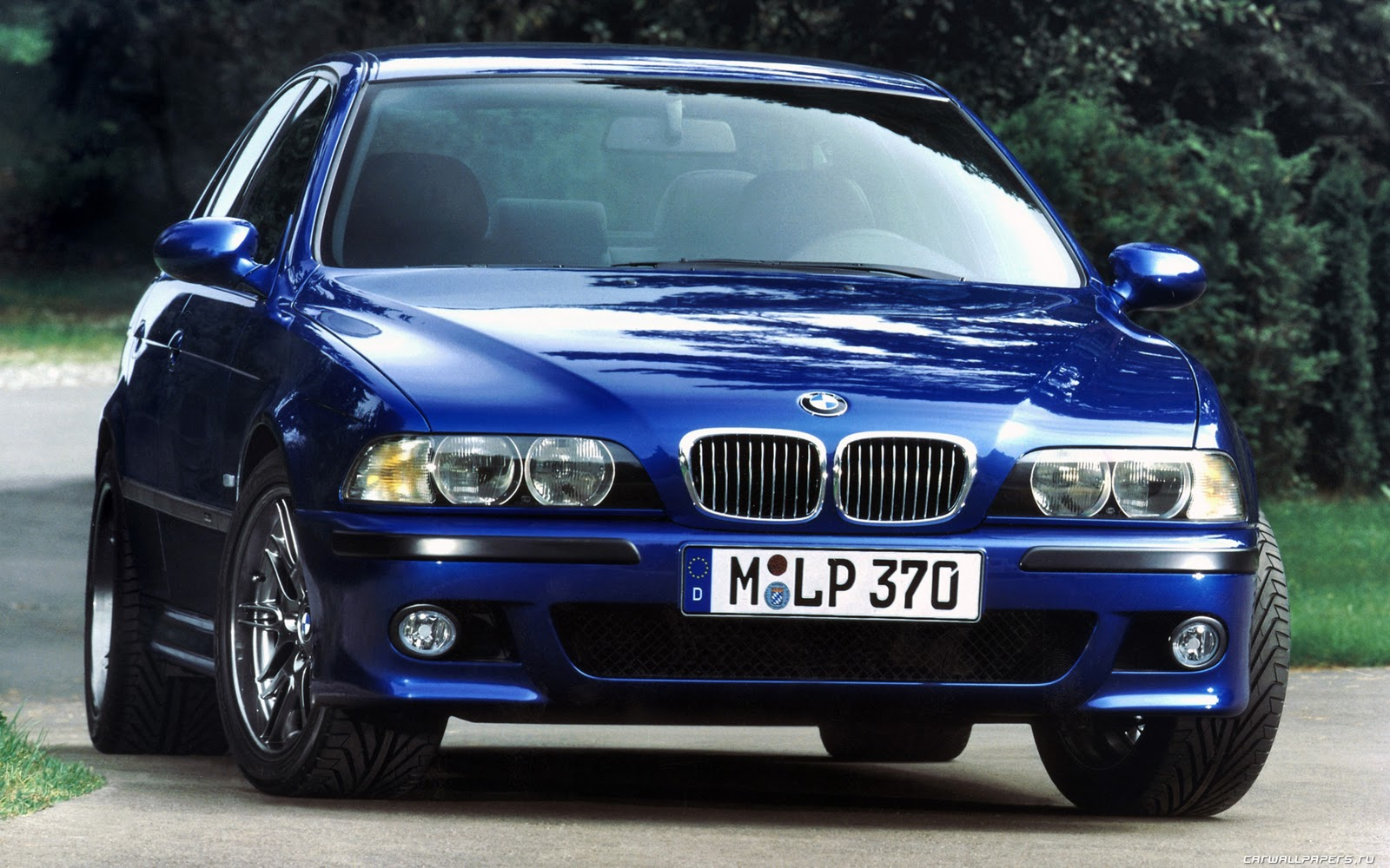 Wallpapers Cars Bmw E39 M5