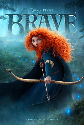 Poster de Valente, da Pixar