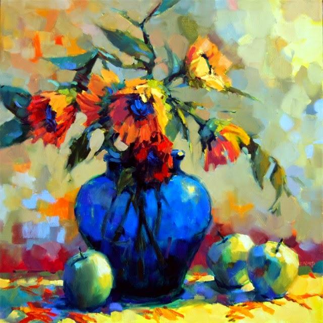 Американская художница. Trisha Adams
