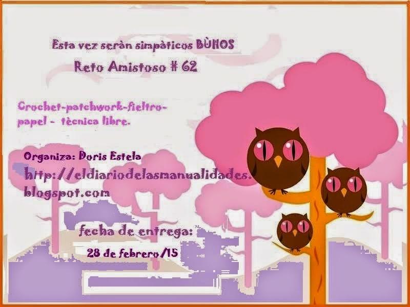 RETO AMISTOSO No.62