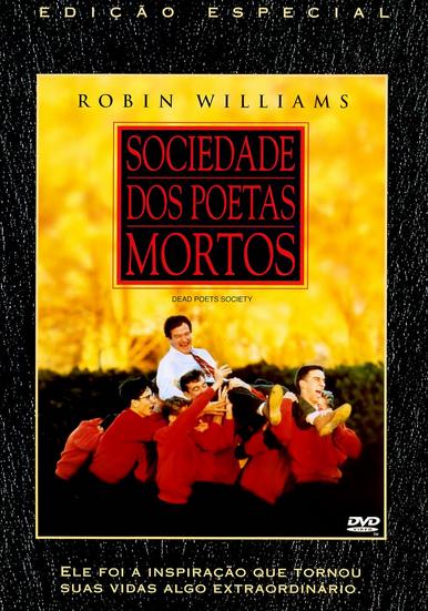 Filme Sociedade Dos Poetas Mortos Dublado AVI DVDRip
