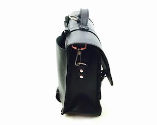 Carradice Leather Folder Limited Edition para Brompton